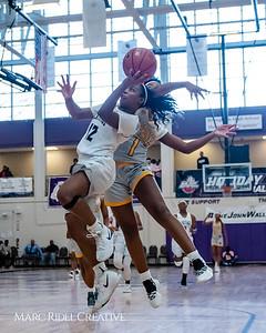 Heritage women's basketball vs St. Fances. John Wall Holiday Invitational championship game. December 29, 2018. MRC_9492