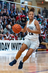 Heritage women's basketball vs St. Fances. John Wall Holiday Invitational championship game. December 29, 2018. 750_0058