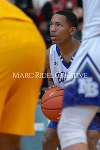 Broughton basketball vs Farmville Central. December 26, 2019. D4S_1259