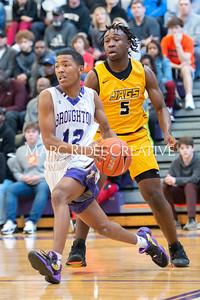 Broughton basketball vs Farmville Central. December 26, 2019. D4S_1122