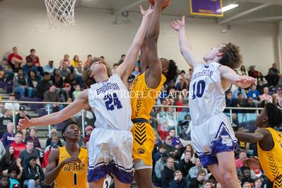 Broughton basketball vs Farmville Central. December 26, 2019. D4S_1183