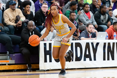 Holiday Invitational girls championship. Southeast Raleigh vs St. Francis. December 28, 2019. D4S_3355