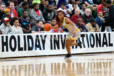 Holiday Invitational girls championship. Southeast Raleigh vs St. Francis. December 28, 2019. D4S_3354