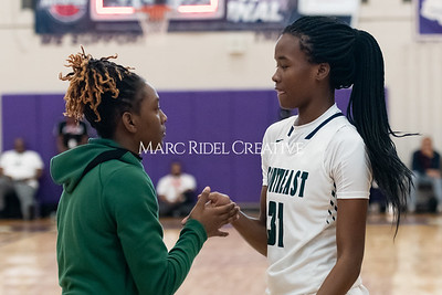 Holiday Invitational girls championship. Southeast Raleigh vs St. Francis. December 28, 2019. MRC_9526
