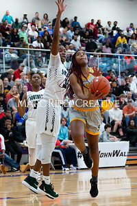 Holiday Invitational girls championship. Southeast Raleigh vs St. Francis. December 28, 2019. D4S_3357