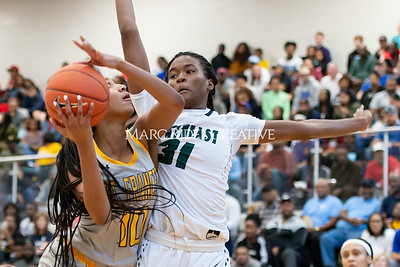 Holiday Invitational girls championship. Southeast Raleigh vs St. Francis. December 28, 2019. D4S_3415