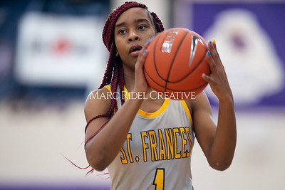 Holiday Invitational girls championship. Southeast Raleigh vs St. Francis. December 28, 2019. D4S_3293