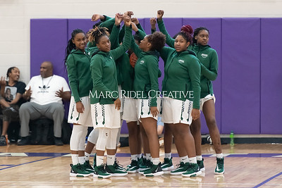 Holiday Invitational girls championship. Southeast Raleigh vs St. Francis. December 28, 2019. MRC_9506