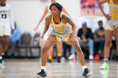Holiday Invitational girls championship. Southeast Raleigh vs St. Francis. December 28, 2019. D4S_3304