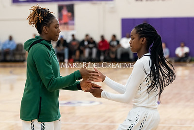 Holiday Invitational girls championship. Southeast Raleigh vs St. Francis. December 28, 2019. MRC_9515