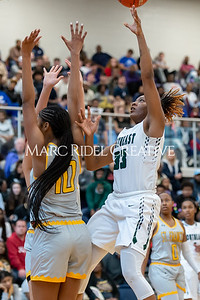 Holiday Invitational girls championship. Southeast Raleigh vs St. Francis. December 28, 2019. D4S_3372