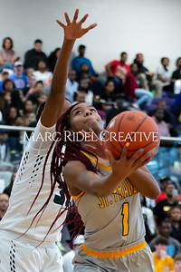 Holiday Invitational girls championship. Southeast Raleigh vs St. Francis. December 28, 2019. D4S_3358