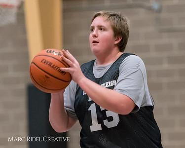 Raleigh City League Hawks Basketball. January 11, 2018.