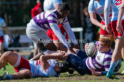 Capitals Rugby vs Charlotte Catholic. February 15, 2020. D4S_4851
