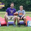 Coach Chris Dawson's Fastbreak Football Camp. June 26, 2018.