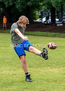 Fastrbreak football camp. July 2, 2021