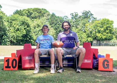 Fastrbreak football camp. July 1, 2021