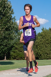 Holly Springs XC at Wake Med. August 19, 2018