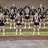 Meredith volleyball team photo. September 13, 2021.