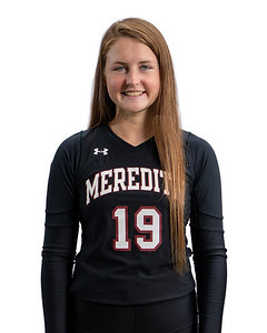 Meredith Volleyball photoshoot. August 20, 2021