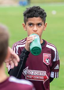 U12 Wolfsburg soccer. October 10, 2021.