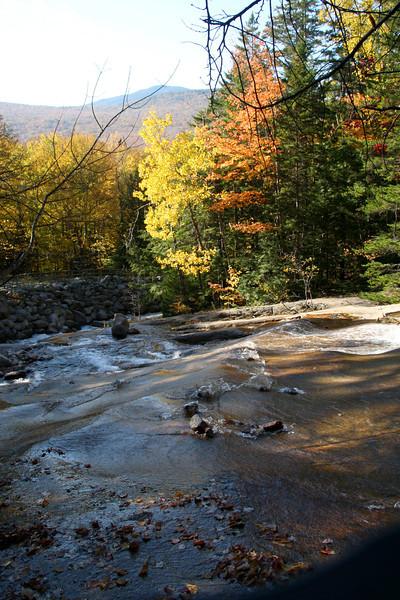 SC 146 Flume in Fall