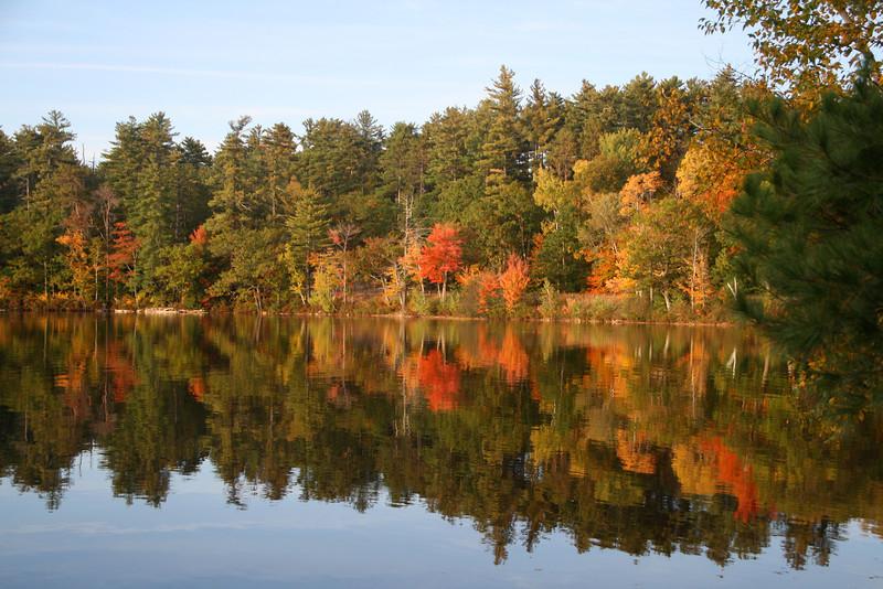 SC 155 Lake Reflection