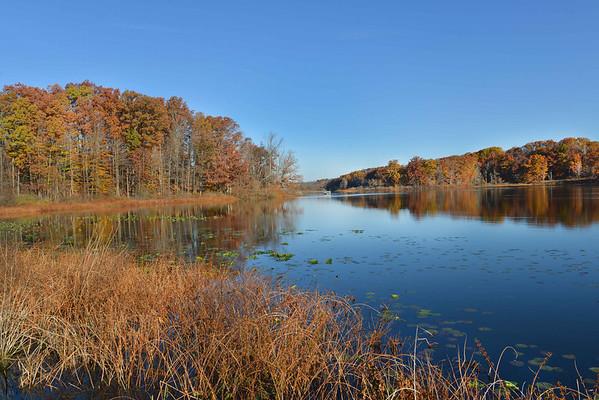 Punderson Lake