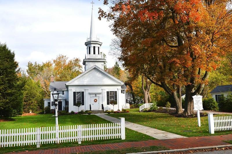 Gates Mills in Autumn