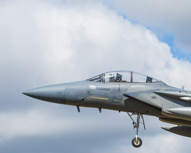 F-15 Eagle at RAF Lakenheath