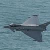 RAF 29 Sqn Typhoon at Beachy Head