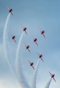 Red Arrows Display Team