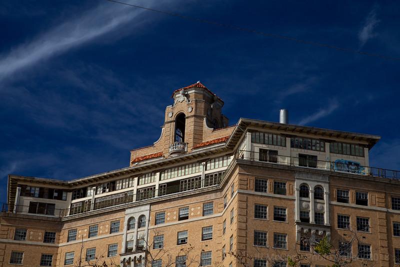 Baker Hotel Mineral Wells TX