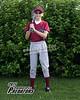 2011 Predator Player 2 8x10 w bat