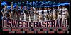 2012 Klingbeil Panthers Team Poster Honoring Eric Lederman Blue