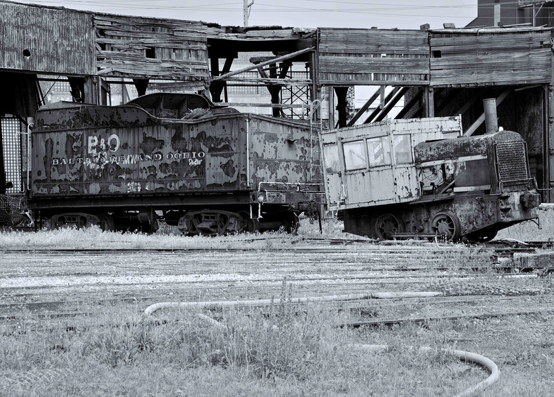 Old Industrial Flats