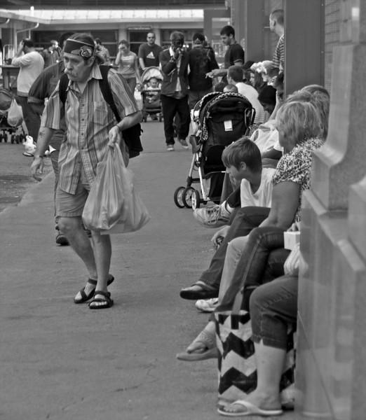 West Side Market People
