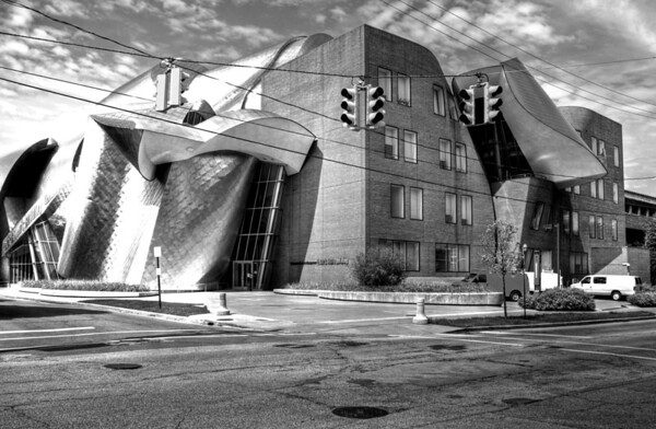 Peter B. Lewis Building at Case