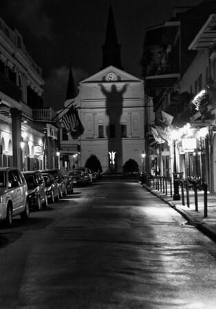 Christ Shadow