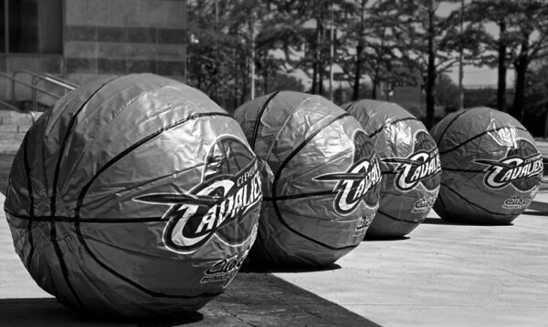 Big Basketballs