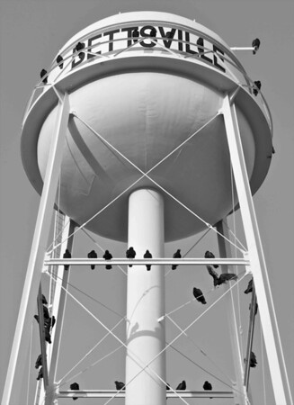 Bettsville Tower