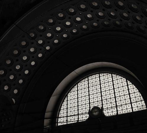 Window Light at Washington's Union Station