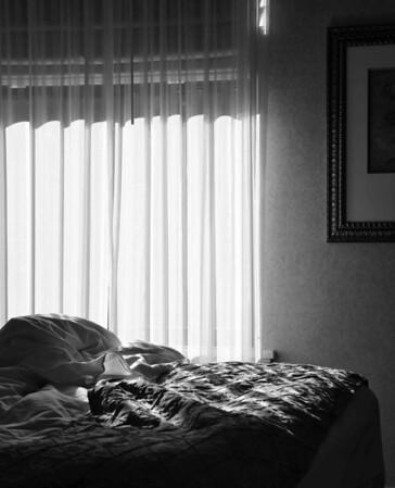 Hotel Room Morning Light