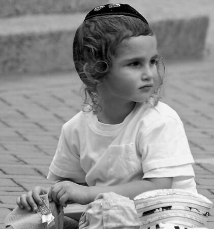 Young Jewish Boy