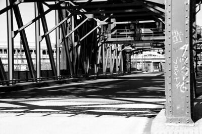 Mr. Peanut Bridge in Youngstown
