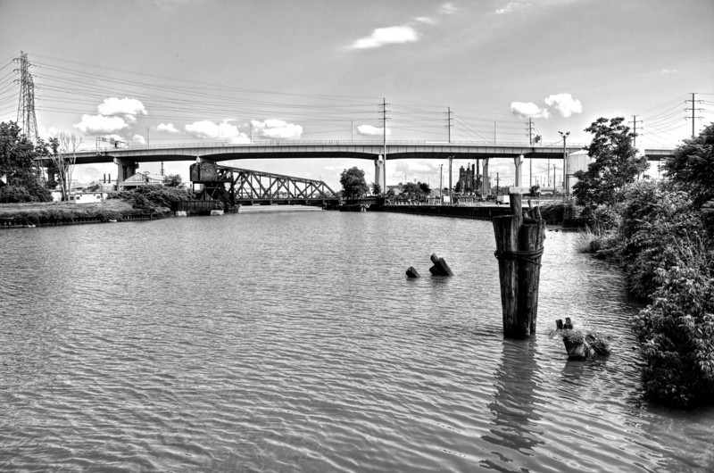 Bridge over the Cuyahoga