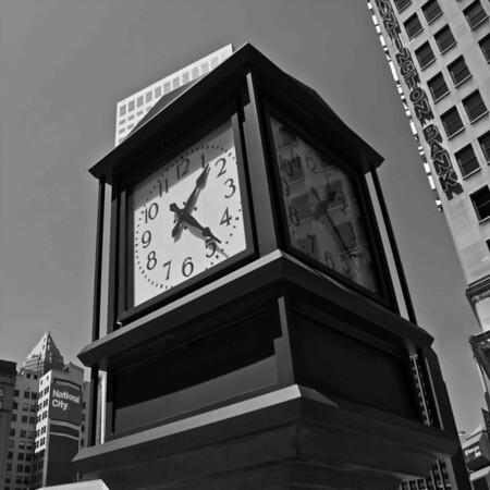 East Ninth and Euclid Clocktower