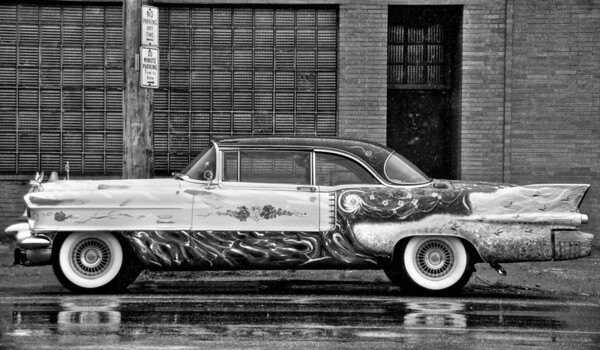 Christopher Axelrod's 1954 Cadillac