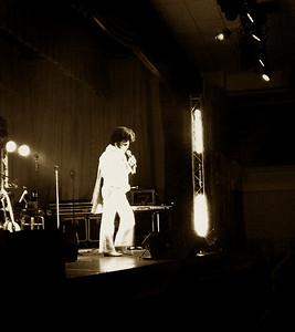 Elvis @ Croatian Hall in Eastlake