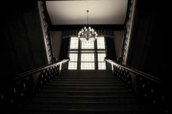 Union Club Staircase